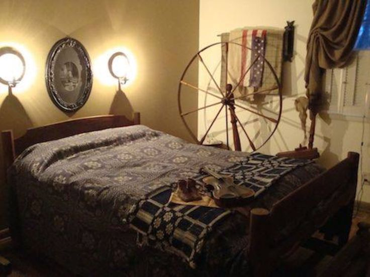 nice primitive bedroomcountry