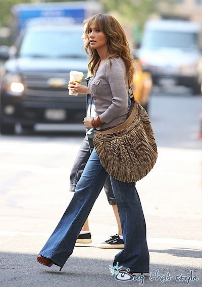 JLo street style Loving everything about this