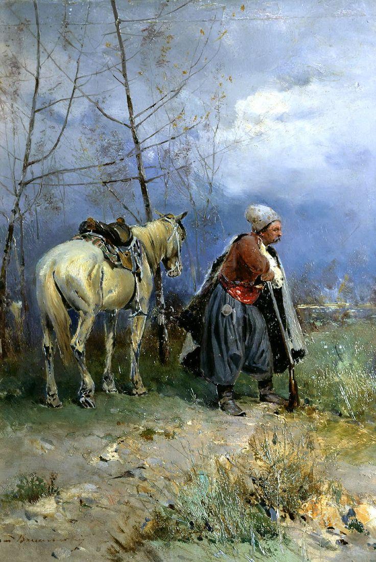 Sergey Vasilkovsky - Zaporozhets to Post