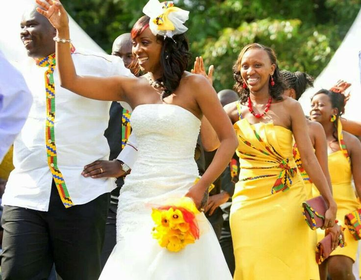 Kenyan weddings #Kenya #Africa #Wedding
