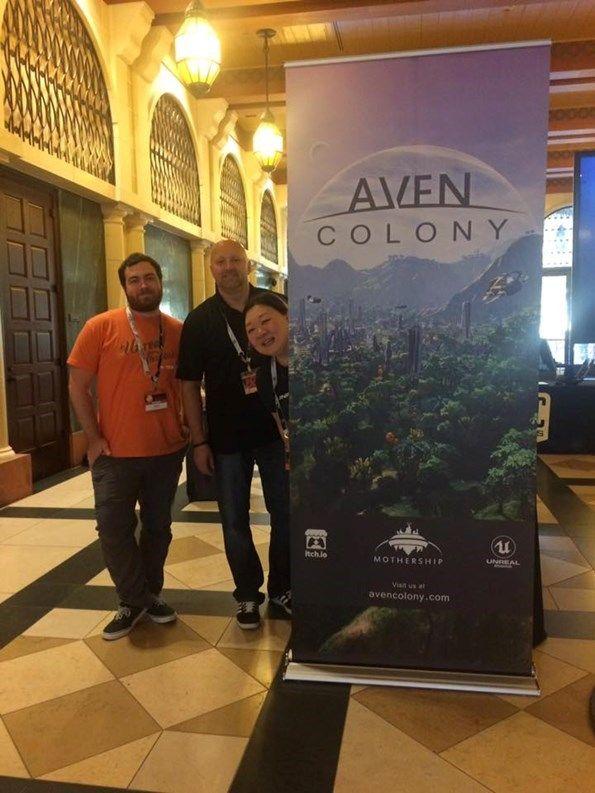Aven Colony: Developer Interview   KeenGamer