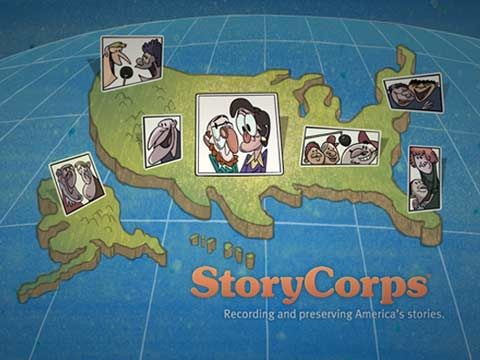 Discover Films Blog      Explore Topics      Watch Videos      Filmmakers      Educators      Local Screenings      Schedule    StoryCorps Shorts