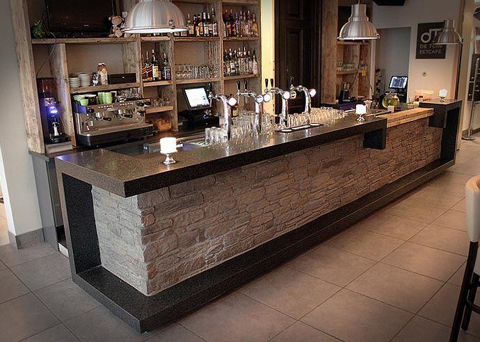 gido van zon architectuur interieur l bar eetcaf de tuin interior pinterest bar counter. Black Bedroom Furniture Sets. Home Design Ideas