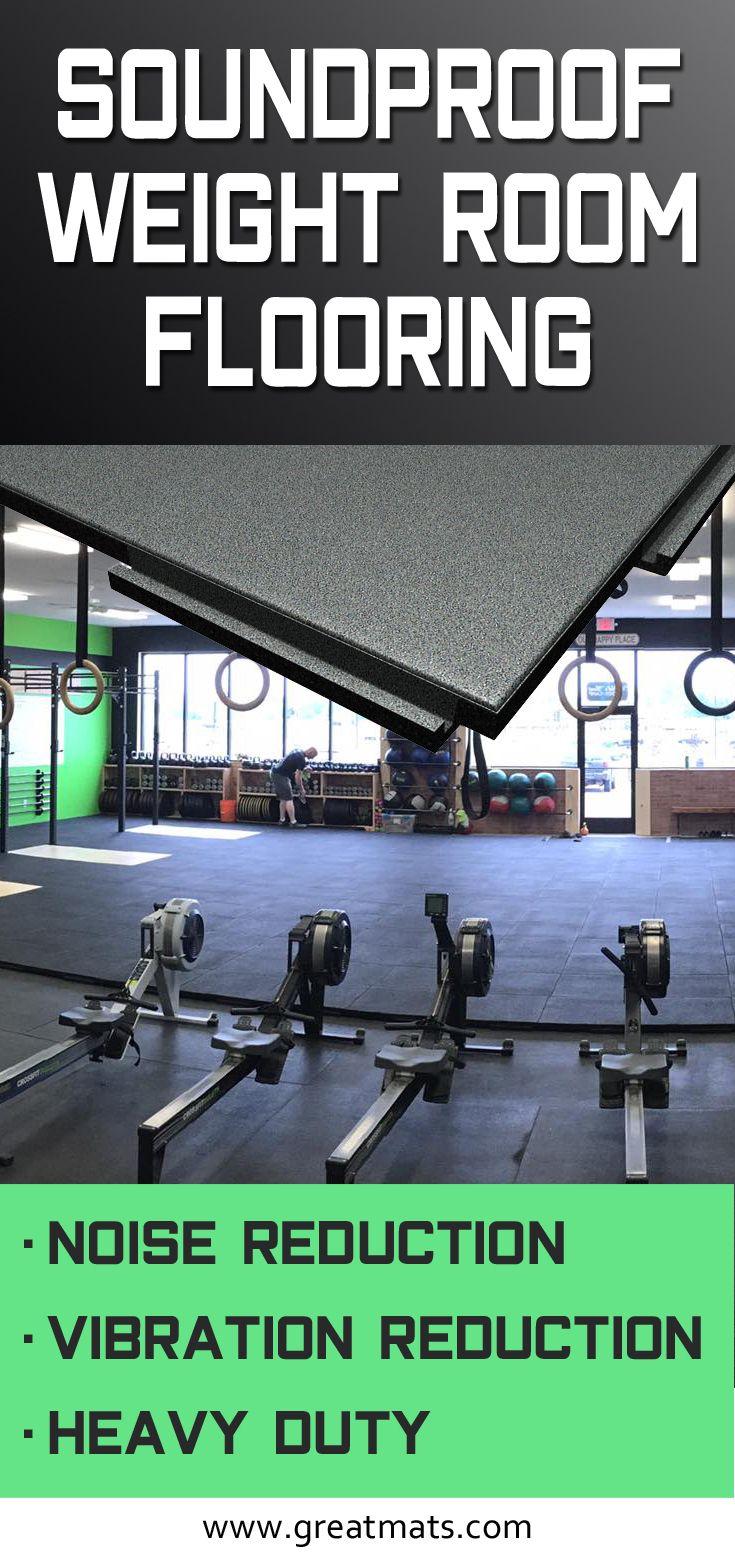 Zero machine crossfit rubber gym sound flooring phoenix az