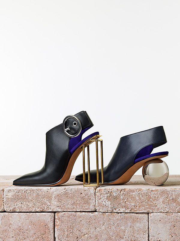 CÉLINE | Summer 2014 Shoes collection