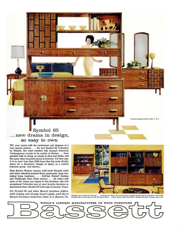 20 best MCM Bassett Furniture images on Pinterest ...