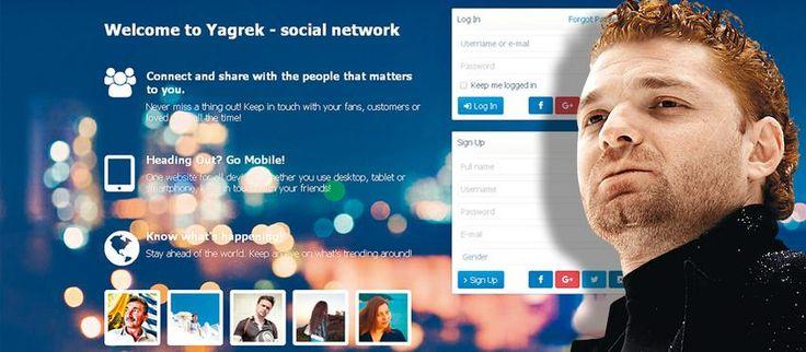 Ο ομογενής που δημιούργησε... το facebook των ελλήνων