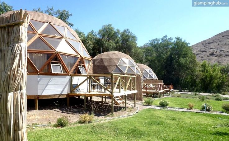 Luxury Domes in Vicuna, Chile | Glamping in Chile