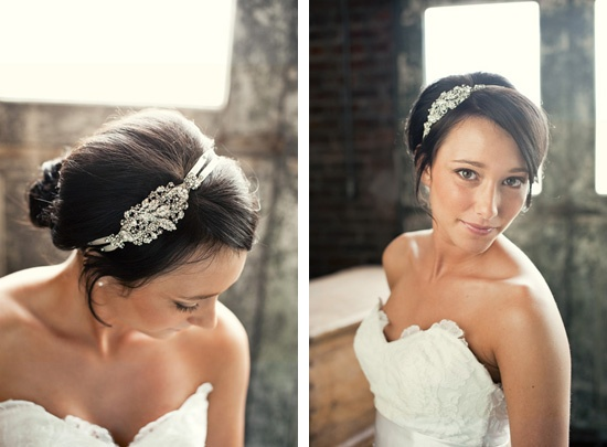 Pretty Vintage Hairpiece Hair Makeup Accessories Pinterest Wedding Weddings And Veil