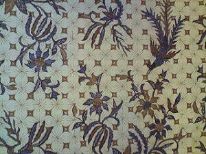 Batik Tasikmalaya corak burung