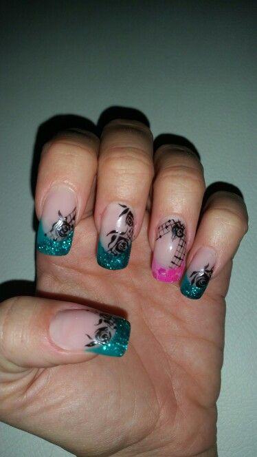 Smeraldo e rose
