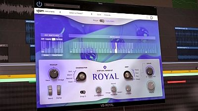UJAM - Virtual Bassist ROYAL 1 0 0 VSTi, AAX x86/x64 | Full Software