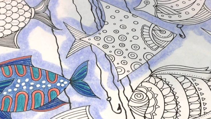 31 Best Coloring Tutorial Images On Pinterest