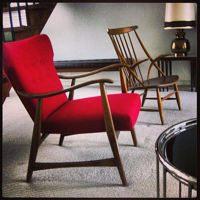 2 fab chairs we have for sale! #melbourneshopping #melbournestyle #melbournedesign #melbourne #yarraville #spotwood #midcentury #midcenturyfurniture #midcenturydesign #20thcenturyfurniture #20thcenturydesign #danishfurniture #melbournecity #retro #retrofurniture