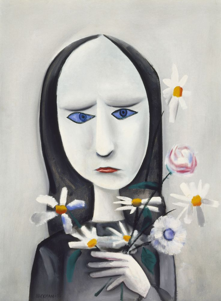 Charles Blackman | Angry young girl | Art Gallery of New South Wales | Buy Prints Online