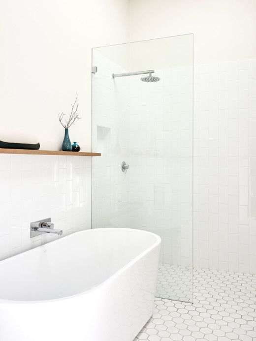 Bathroom simplicity Pinning for later ideas