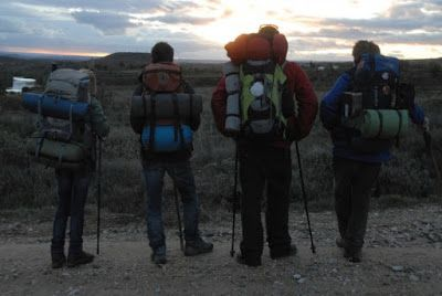 Wildtrak Outdoor: ST JAMES YOLU (Camino de Santiago)