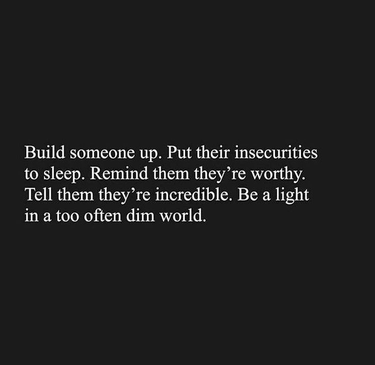 Be kind. When others aren't kind to you, still, be kind.