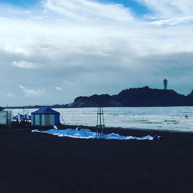 【od0515】さんのInstagramをピンしています。 《今日からJPSAの試合が鵠沼海岸で行われています‼︎波のサイズはどんどん上がっています。初心者、中級者の方は無理なく波乗りしましょう※※ #JPSA#ショート第6戦#ロング第4戦#OceanDive#オーシャンダイブ#オーシャンスポーツ#海#ライフセービング#サーフィン#ボディボード#SUP#水泳#管理栄養士#食事サポート#Comfy#コンフィ#湘南#江ノ島#鵠沼海岸#清水雅也#高橋和晃》