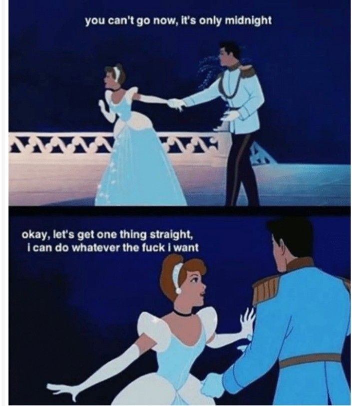 Its women like that that never find Prince Charming cuz