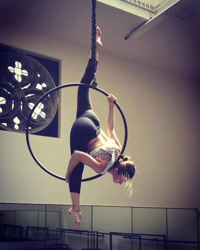 I did the lyra yesterday.