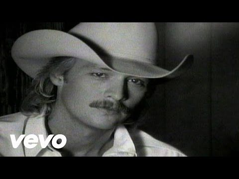 Alan Jackson - Here In The Real World - YouTube