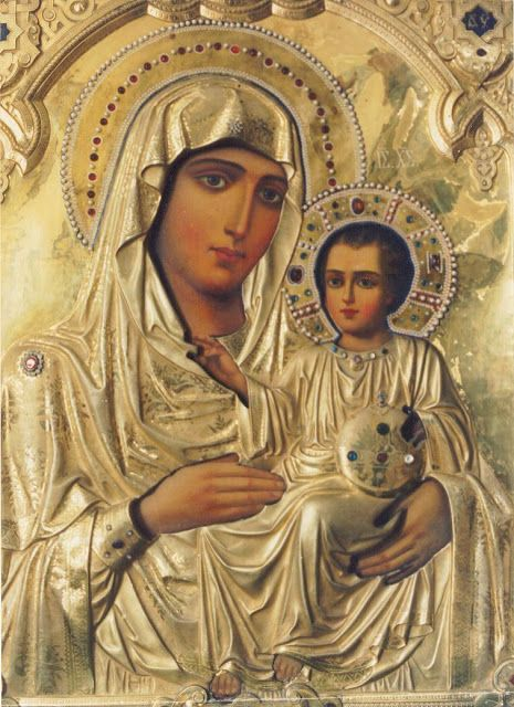 Παναγία Ιεροσολυμίτισσα: Μέγα Θαύμα της Παναγίας Ιεροσολυμίτισσας στην Αθήν...