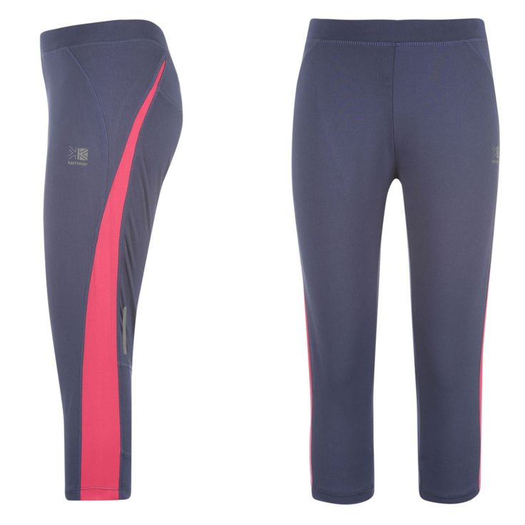 Karrimor | Karrimor Running Capri Ladies | Ladies Running Clothing