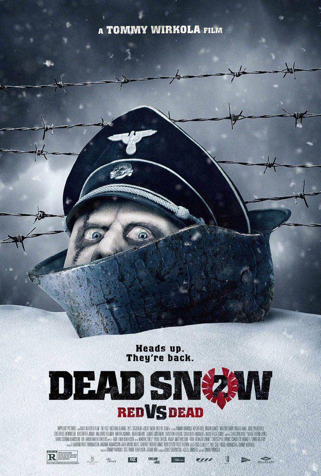 New Dead Snow 2: Red vs. Dead (2014) Final Poster
