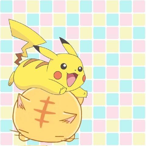 Pikachu&poyopoyo