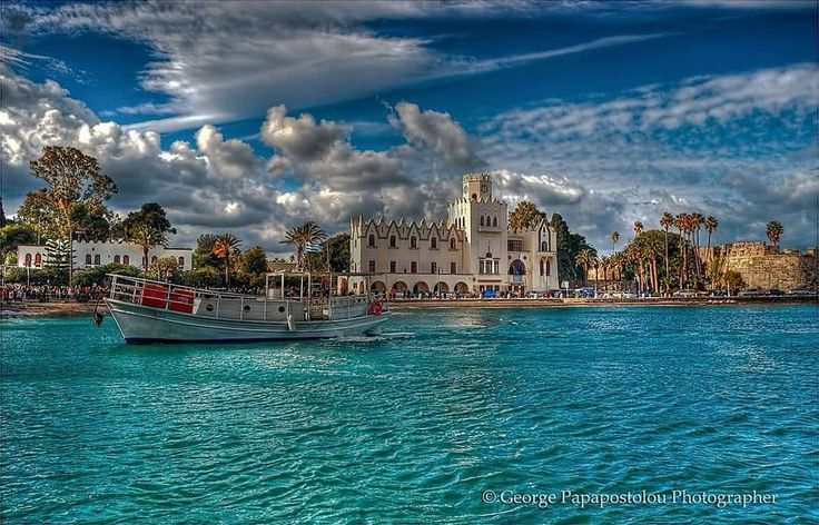 The beautifil KOS island #Greece #beatiful #Kos