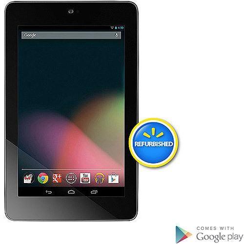 "Google Nexus 7"" Tablet with 16GB Memory - (Refurbished)"