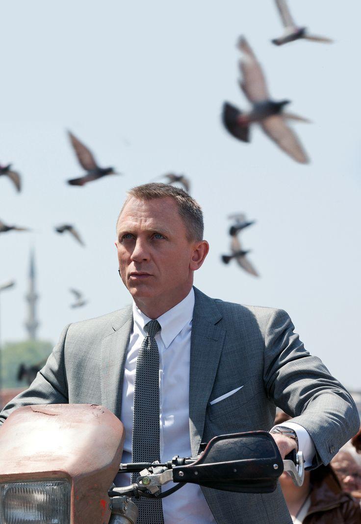 "johnnybravo20: "" Daniel Craig - Skyfall (2012) Edited by JohnnyBravo20 """
