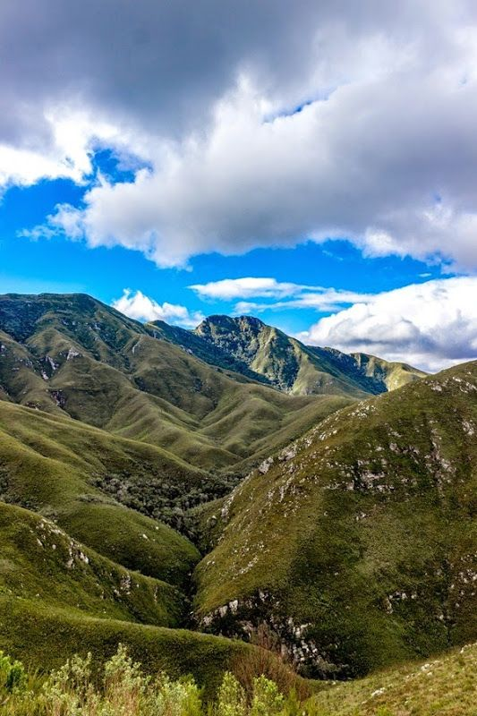 Outeniqua Pass - between George and Oudtshoorn - Western Cape -, South Africa. #Outeniquapass #George #Oudtshoorn