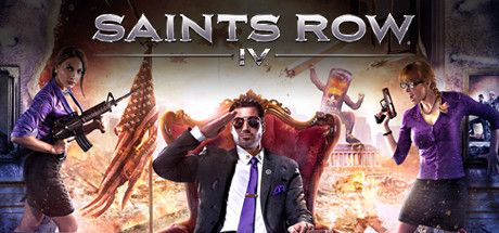Saints Row IV on Steam