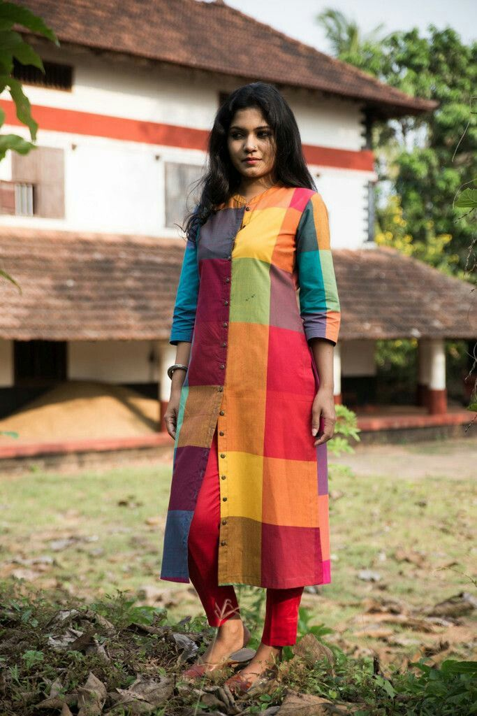 "Originally shared by #szonline #india #shopping  Buy Elegant and Most-beautiful long kurtis. Ready to ship. #longkurtis #clothing   ""#Wedding Special Latest #cotton #designer #dress #kurties..!"" Order On Whatsapp no +91 9377221169   #longstraightkurti #designerlongkurtis"
