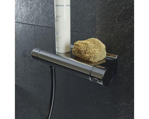 Sprchový termostat Avital AVON s priehradkou, chróm v Eshope HORNBACH.sk