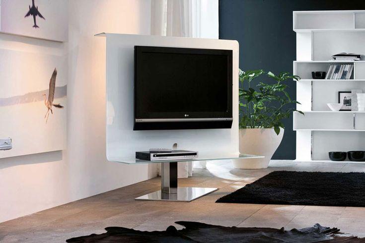 Oltre 1000 idee su mobile tv moderno su pinterest stand di tv home theatre e tabelle tv - Mobili porta tv economici ...