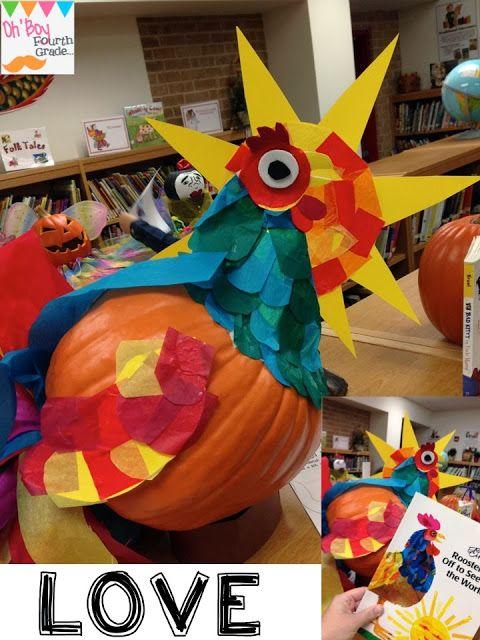Pumpkin book project