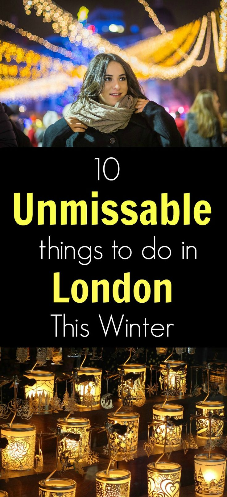The ultimate guide to the best things to in London for Winter 2016!