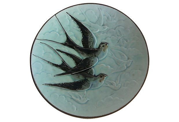Swallow Plate 82