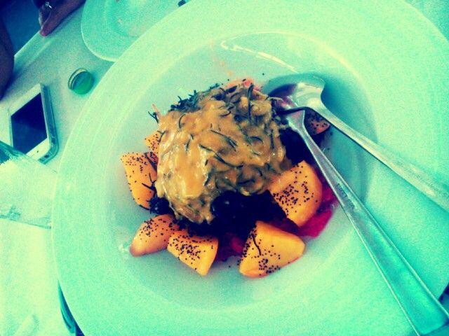 @allouyualou food meets the magic!!!