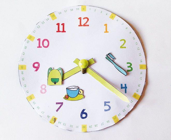 Capita spesso che mio figlio mi chieda che ore sono, ma ancora non ha ben definita la concezione del tempo e delle ore:se ad esempio gli dico che dobbiamo uscire alle ottodel mattino per andare a scuola in orario, fa fatica a darsi i tempi per vestirsi o lavarsi i denti; se gli dico che alle quattro del pomeriggio giocherà con gli amici al parco, è capace di chiedermi ogni 10 minuti: quanto tempo manca? E così via... Anche alla sera, per andare a letto, per un bambinoil tempo è…