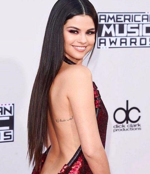 6 trucchi per portare i capelli lunghi e neri come Selena Gomez -cosmopolitan.it