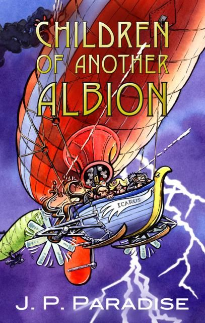 Cover Contest - Children of Another Albion - AUTHORSdb: Author Database, Books and Top Charts