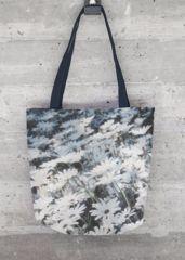 Dancing Daisies: Tote Bag - $55 USD
