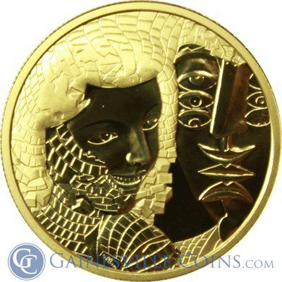 2004 Canada Proof Gold Coin | Alfred Pellan Fragments