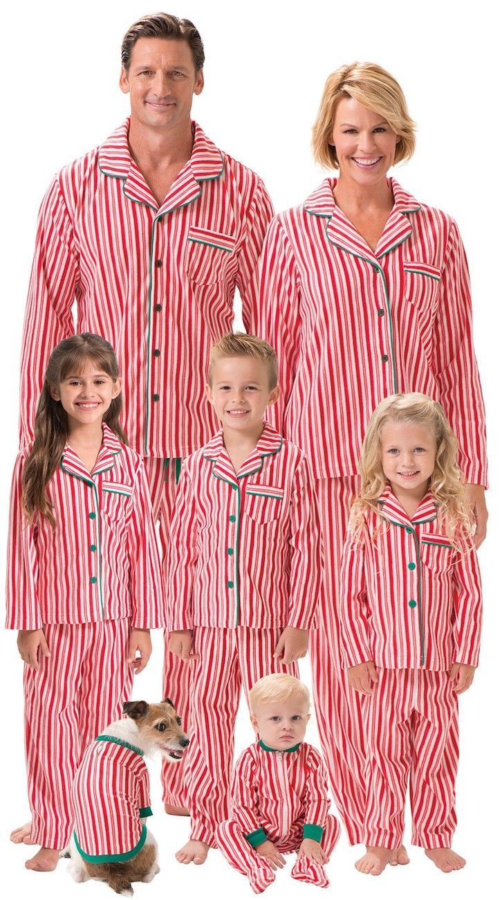 Family Christmas PJs - Fun Matching Pajama Sets for the Whole Family ... 426b74fdc