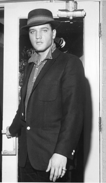 """""""Don't criticize what you don't understand, son. You never walked in that man's shoes."""" ...Elvis Presley - 1960"""