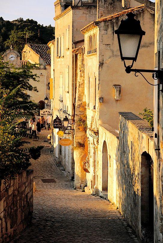 Les Baux-de-Provence - France
